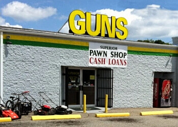 Hampton pawn shop Superior Pawn & Gun