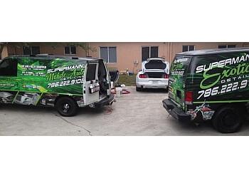 Pembroke Pines auto detailing service Supermann Mobile Auto Detailing / Car Wash
