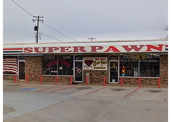 Oklahoma City pawn shop Superpawn