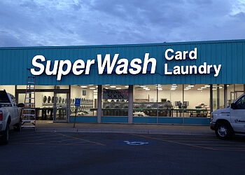 Midland dry cleaner SuperWash Card Laundry