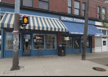 Detroit pizza place Supino Pizzeria