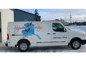 Anchorage electrician Supreme Electric