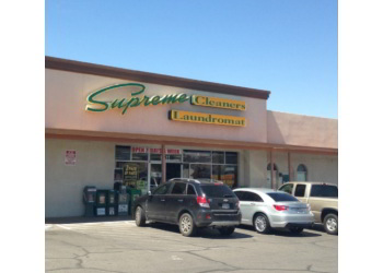 El Paso dry cleaner Supreme Laundromat & Cleaners