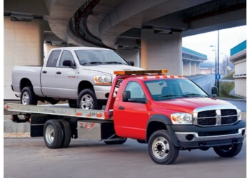 Pasadena towing company Supreme Towing
