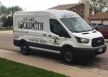 Pueblo locksmith Sure Lock Locksmith LLC