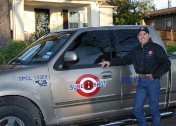 Abilene pest control company Sure Shot Pest Management