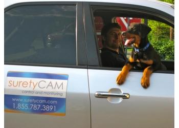 Columbus security system SuretyCAM