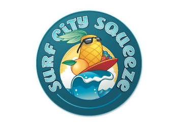 Palmdale juice bar Surf City Squeeze