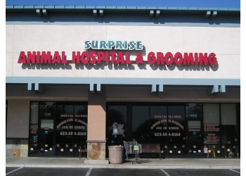 Surprise veterinary clinic Surprise Animal Hospital & Grooming