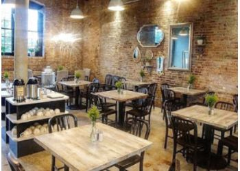 Madison vegetarian restaurant Surya Cafe