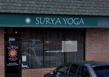 Olathe yoga studio Surya Yoga