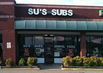 Fayetteville sandwich shop Su's Subs & Oriental Food