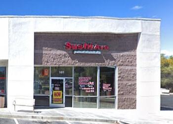 Gilbert sushi Sushi Ave