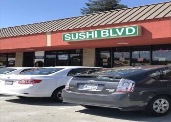Sunnyvale sushi Sushi Blvd