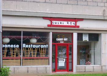 Madison sushi Sushi Box
