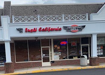 Hartford sushi Sushi California & Teppanyaki Grill
