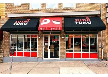 Pittsburgh sushi Sushi Fuku