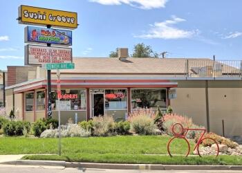 Salt Lake City sushi Sushi Groove