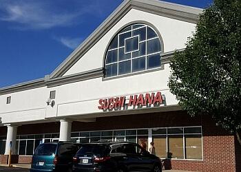 Dayton sushi Sushi Hana