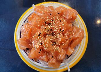 Vancouver sushi Sushi Hana