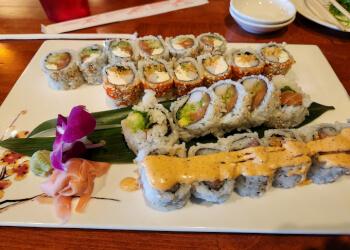 Cedar Rapids sushi Sushi House