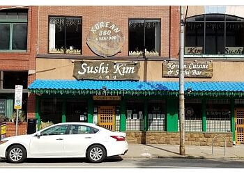 Pittsburgh sushi Sushi Kim