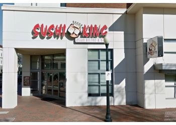 Norfolk sushi Sushi King