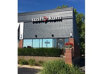 Grand Rapids sushi Sushi Kuni