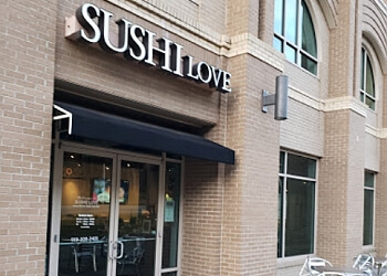 Durham sushi Sushi Love