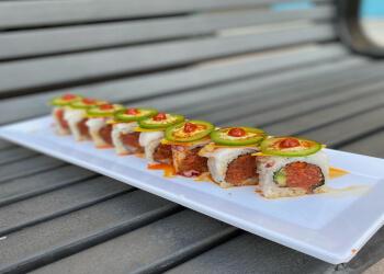 Rancho Cucamonga sushi Sushi One Spot