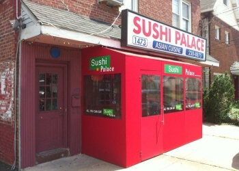 New Haven sushi Sushi Palace