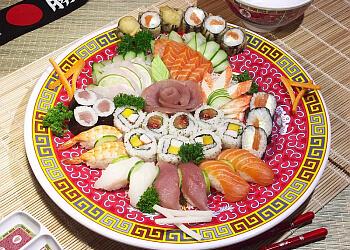 Yonkers sushi Sushi Palace