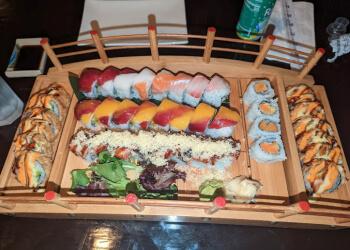 Aurora sushi Sushi Pirate