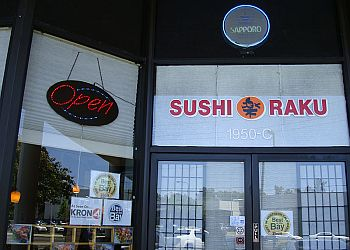 Sushi Raku  Concord Sushi