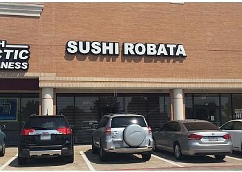Dallas sushi Sushi Robata