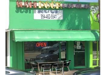 Fort Lauderdale sushi Sushi Rock Cafe