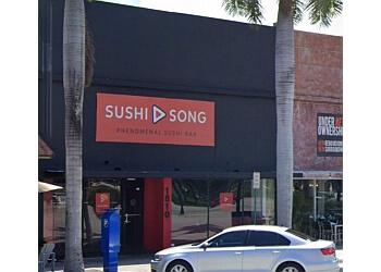 Hollywood sushi Sushi Song