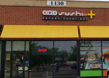 Aurora sushi Sushi + Rotary Sushi Bar