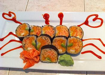Cary sushi Sushi-Thai Cary