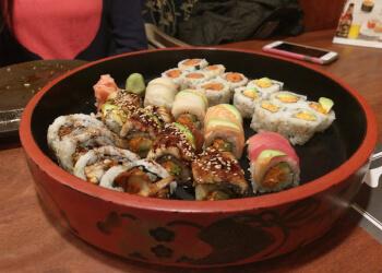 Pittsburgh sushi Sushi Tomo