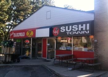 Ann Arbor sushi Sushi Town