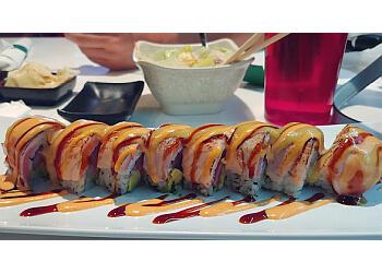 Nashville sushi Sushi Train