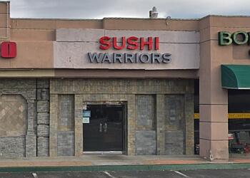 Garden Grove sushi Sushi Warriors
