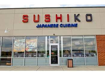 Columbus sushi Sushiko