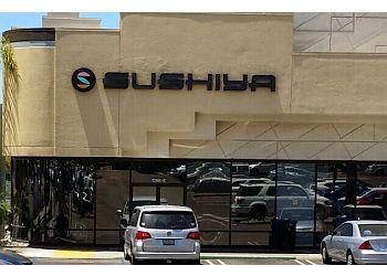 Escondido sushi Sushiya