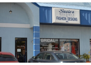Cape Coral bridal shop Susie's Boutique & Fashion Design Inc