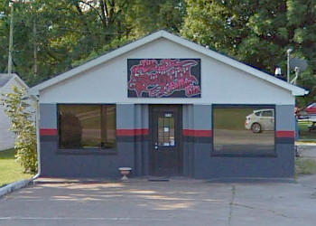 Evansville tattoo shop Sutton Tattoo