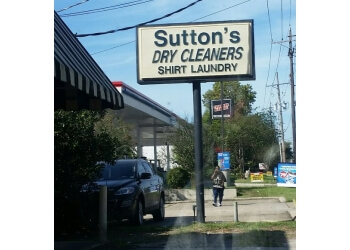 Baton Rouge dry cleaner Sutton's Dry Cleaners