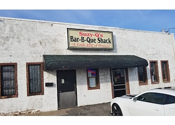 Buffalo barbecue restaurant Suzy-Q's Bar-B-Que Shack