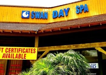 Pomona spa Swan Day Spa